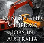 Mining & Minerals Jobs Australia